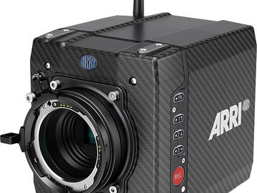 Rent: Arri Alexa Mini w/ RAW License
