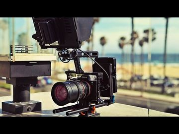 Rent: Sony Alpha A7SII Cinema Package|Camera|Lenses|Stabilizer