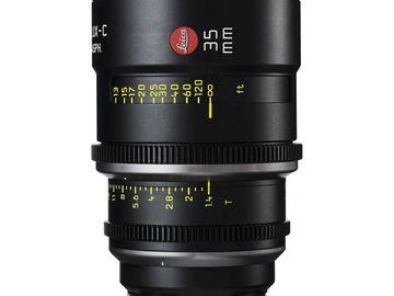 Rent: Leica Summilux-C 35mm T1.4 Lens