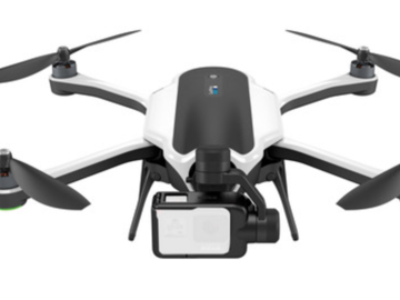 Rent: GoPro Karma Drone & Grip Kit