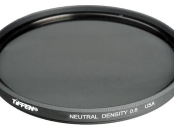 Rent: Tiffen 58mm ND 0.6 Filter