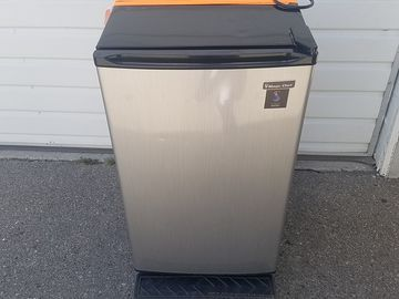 Rent: Portable Small Refrigerator (On Dolly)
