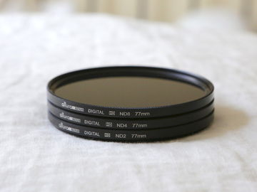 Rent: Altura ND filters - ND 2/4/8 - 77mm