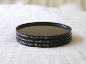 Rent: Altura ND filters - ND 2/4/8 - 77mm