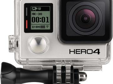 Rent: GoPro Hero 4