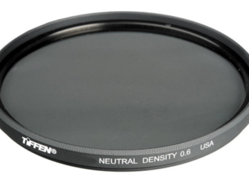 Rent: Tiffen 67mm ND 0.6 Filter