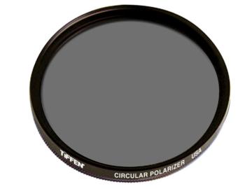 Rent: Tiffen 77mm Circular Polarizing Filter