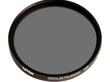 Rent: Tiffen 82mm Circular Polarizing Filter
