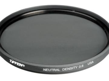Rent: Tiffen 82mm ND 0.6 Filter