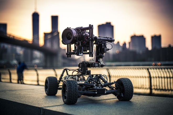 Freefly Systems CineRover RC DOlly