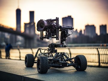 Rent: Freefly Systems CineRover RC DOlly