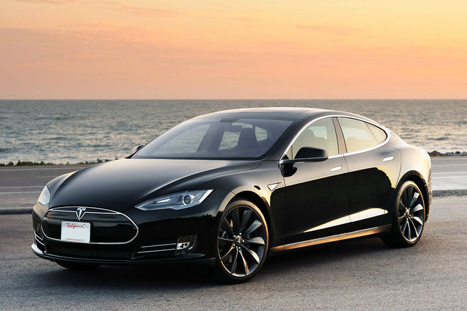 Tesla Model S Picture Car!