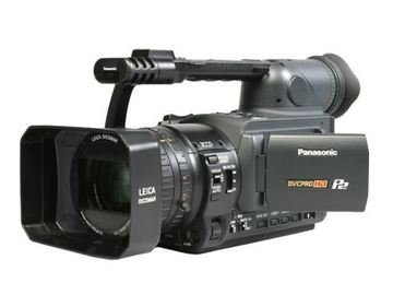 Rent: Panasonic AG-HVX200A