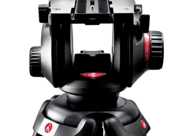 Rent: Manfrotto 504HD Video Head