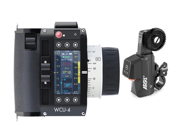 Rent: WCU follow focus with Remote Cam Control License