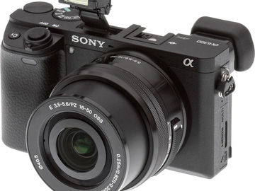 Rent: Sony a6300 w/ f1.4 50mm + f/3.5 16-50mm lens package