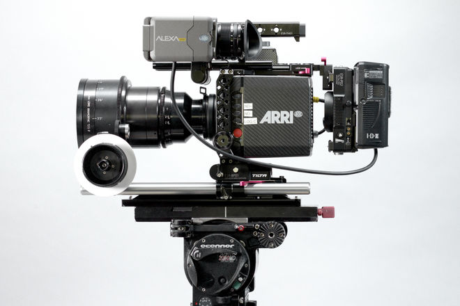 ARRI Alexa Mini - PL or EF - 4:3/RAW - FULL KIT 1 of 3