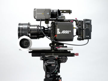 Rent: ARRI Alexa Mini - PL or EF - 4:3 License