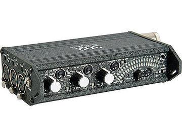 Rent: SOUND DEVICES 302 3-Channel Portable Mixer
