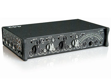 Rent: SOUND DEVICES 442 4-Channel Portable Mixer