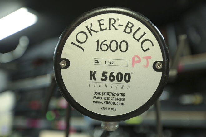 Joker Bug 1600 HMI Kit