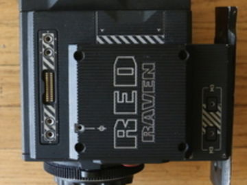 Rent: RED Raven Kit with Canon and Rokinon Lenses