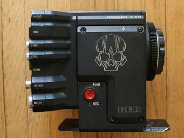 Rent: Red Raven with Canon Lenses, Rokinon Prime Lens , Sound Kit,