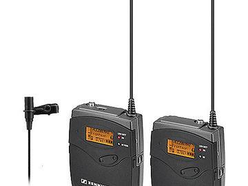 Rent: SENNHEISER EW-112P-G3A Lavalier System
