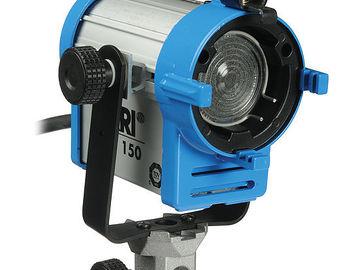 Rent:  ARRI 150 Watt Fresnel