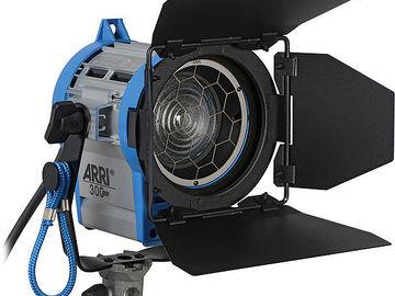 Rent: ARRI 300 Watt Fresnel