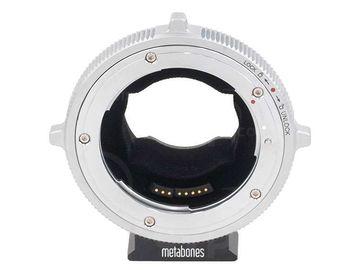 Rent: Metabones Canon EF to Sony E Mount T CINE Smart Adapter