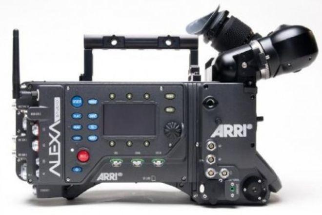 ARRI Alexa Studio (Anamorphic/Highspeed Licenses)