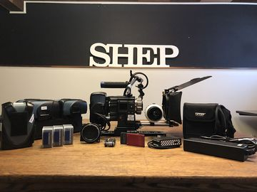 Rent: RED Weapon Magnesium Dragon 6K Cinema Package