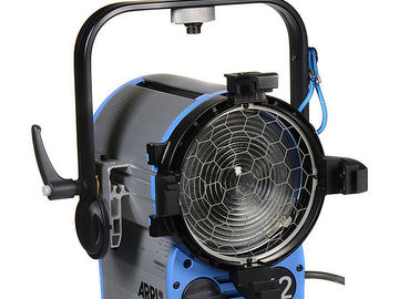 Rent: ARRI T2 2K Fresnel