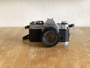 Rent: Canon AE-1 SLR 35mm Film Camera