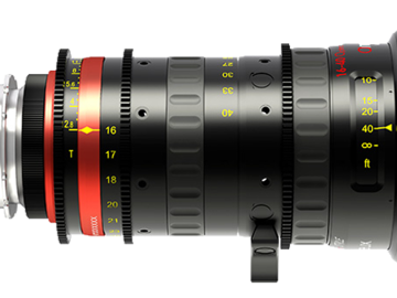 Rent: Angenieux Optimo 2 Lens Bundle - 16-40mm T2.8 & 48-130mm T3