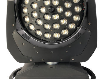 Rent: 36pcs LED Moving Head W Zoom