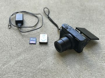Rent: Sony Cyber-shot DSC-RX100 V Digital Camera w/ 128GB SD Card