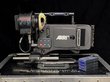 Rent: ARRI Alexa EV Classic w/ High Speed and Anamorphic Licenses