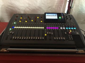Rent: Behringer X32 Digital Mixer