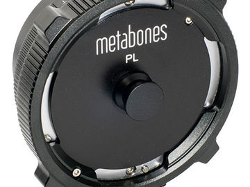 Rent: Metabones MB_PL-E-BT1 PL to E-Mount Adapter with Internal Fl