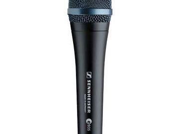 Rent: Sennheiser E935 Handheld Interview Microphone
