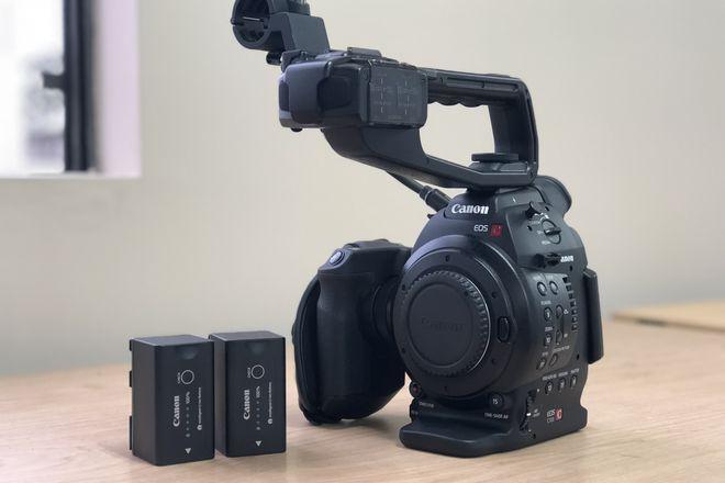 Canon EOS C100 Mark I (Body Only)