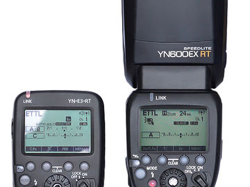 Rent: Yongnuo YN600EX-RT w/Transmitter for Canon