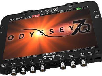Rent: Odyssey 7Q w/ RAW Bundle + 2TB SSD