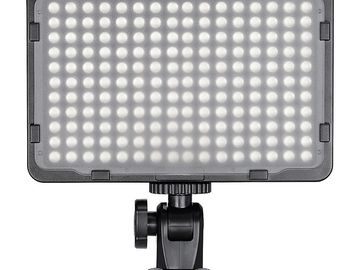Rent: NEEWER CN-176 LED Dimmable Ultra High Power Panel