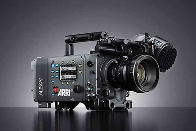 Alexa Classic EV w/ High Speed + ArriRaw + PL / EF Kit