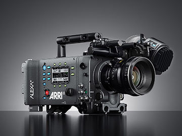 Rent: Alexa Classic EV w/ High Speed + ArriRaw + PL / EF