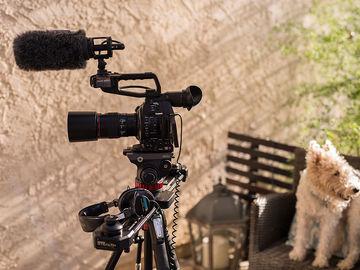 Rent: Canon C100 Mark II, Kessler Slider, Audio Kit