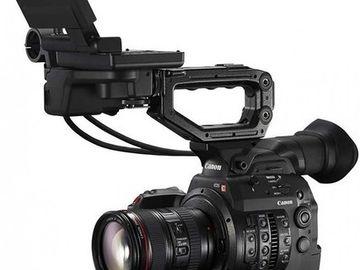 Rent: Canon C300 MK II